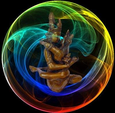 Сексуальная энергия духовная